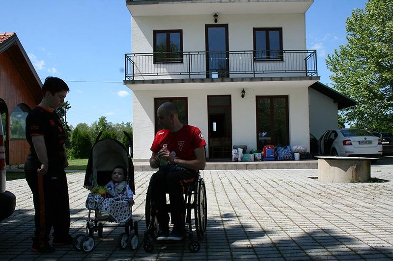Besplatan smještaj za sportiste invalide