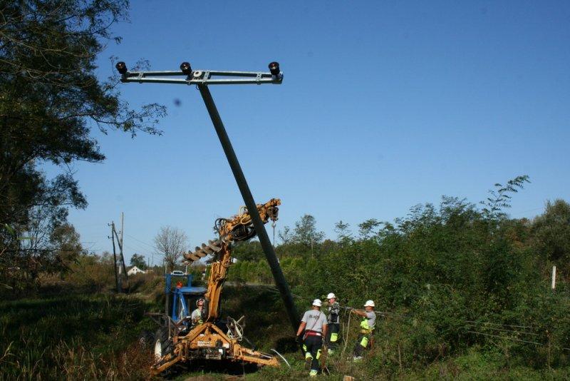 Projekat EBRD: Postavljeno 2.000 novih stubova