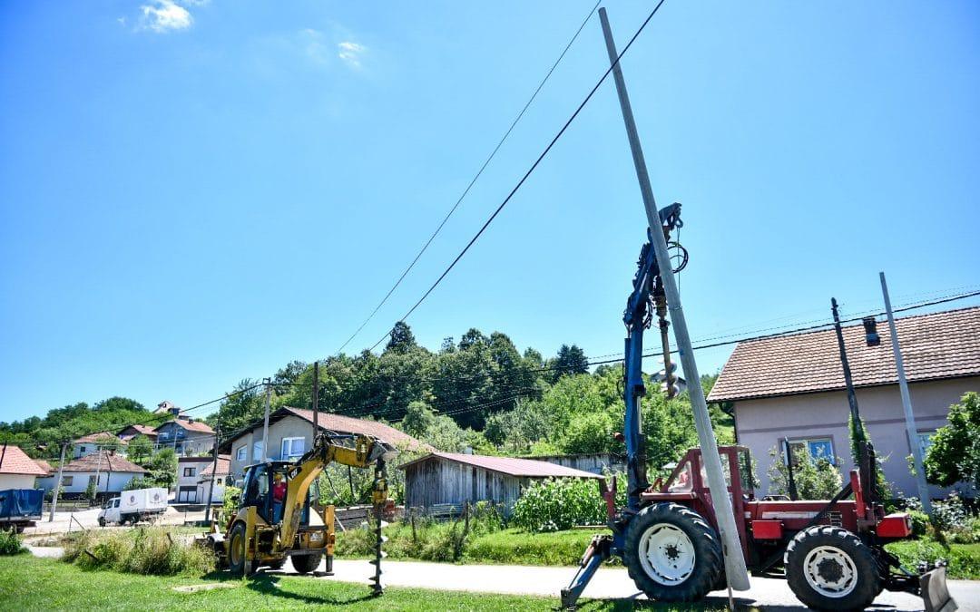 Почела реконструкција мреже у Бањој Луци