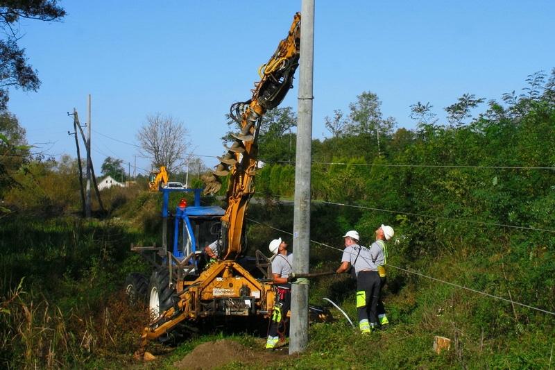 """""""Електрокрајина"""" изградила  200 km нове мреже"""